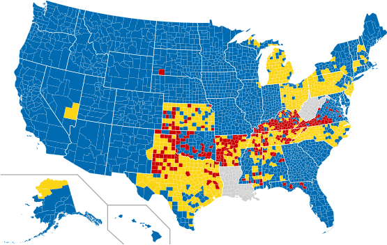 December The Th Anniversary Of The TwentyFirst Amendment To - Atheist map of the us