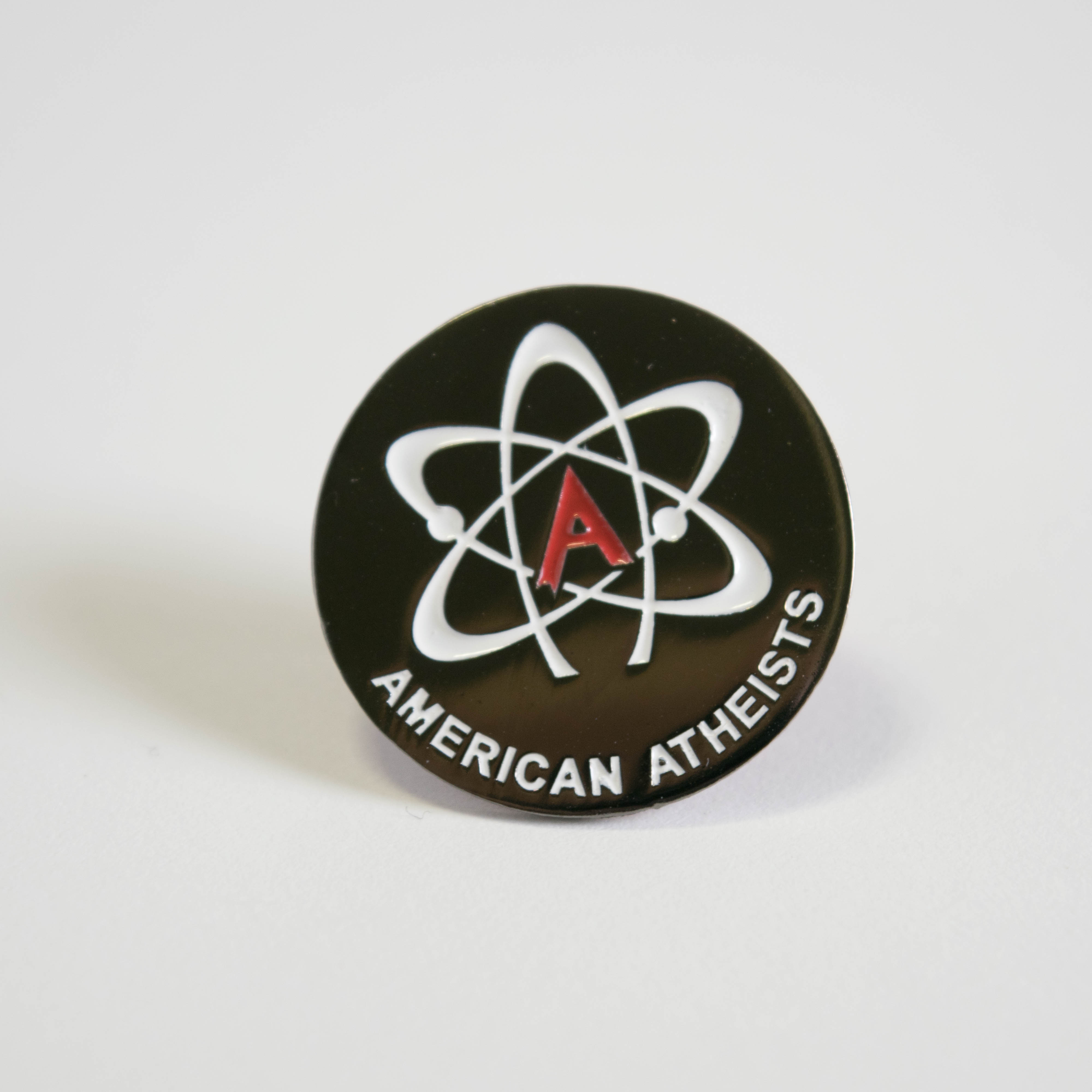 American atheists lapel pin american atheists american atheists lapel pin biocorpaavc Choice Image