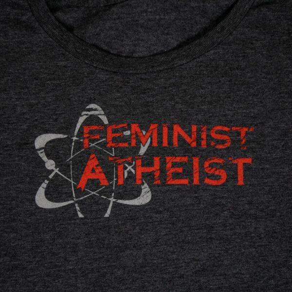 Feminist Atheist Gray