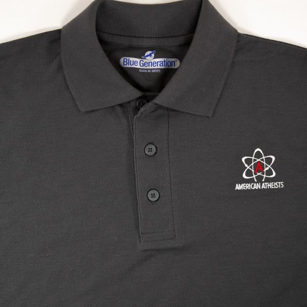 American Atheists Polo Shirt