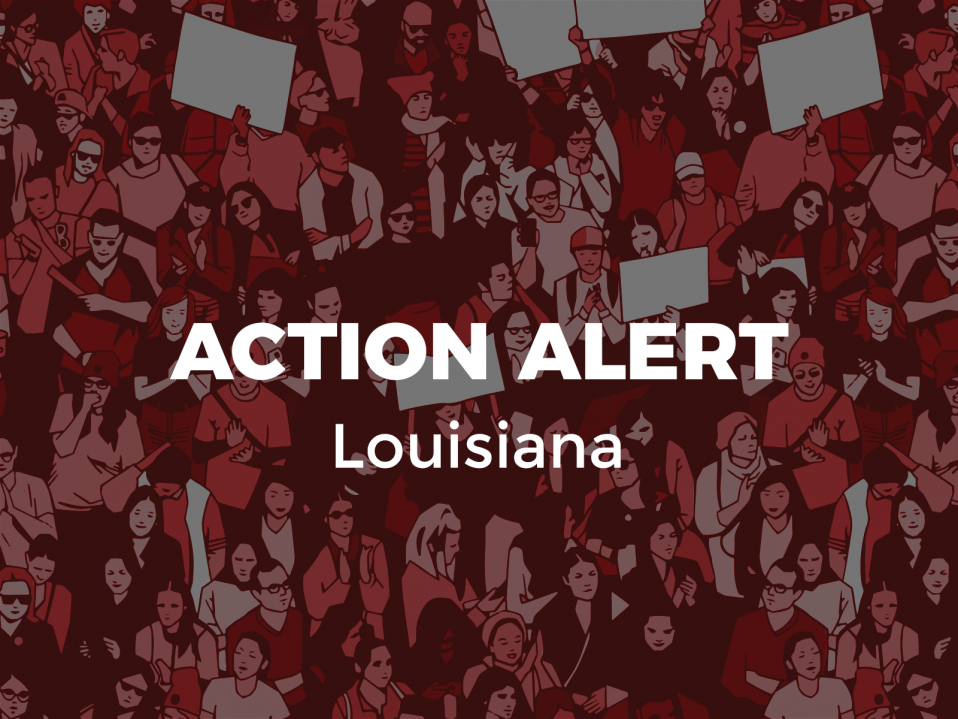 Tell Louisiana Lawmakers Not to Allow Public School Teachers to Pray with  Students
