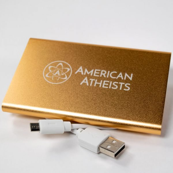 American Atheists Power Bank