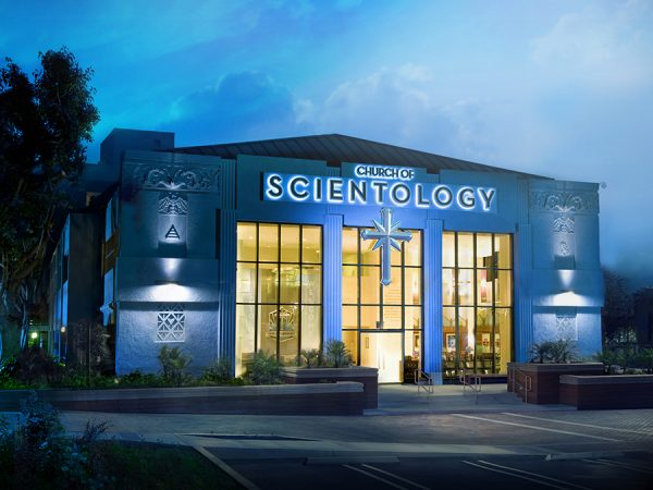 (CC BY-SA 2.0) by Scientology Media