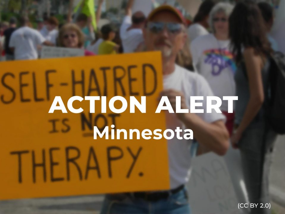 Action Alert Save Americans With >> Put An End To Conversion Therapy In Minnesota American Atheists