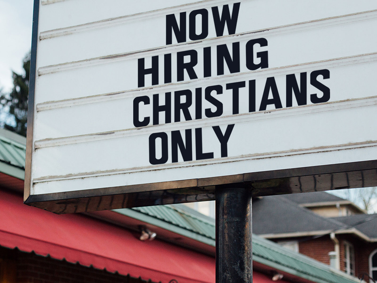Department of Labor Greenlights Employment Discrimination in the Name of Religion | American Atheists